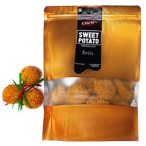 chichi's sweet potato balls